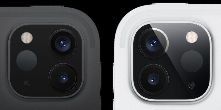 iPhone 12: Bild zeigt Kamera mit iPad Pro LiDAR-Scanner