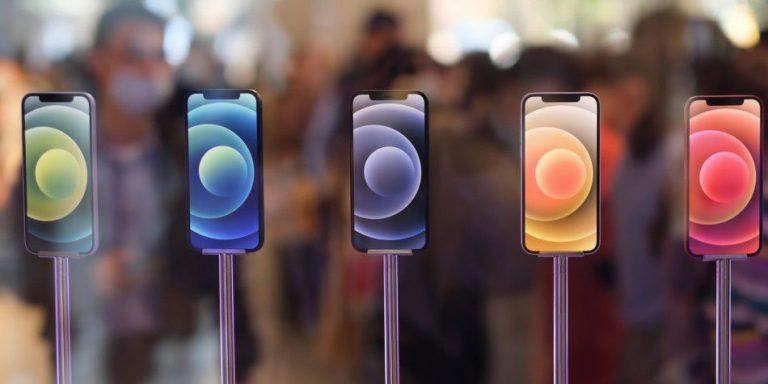 iPhone 12 steht vor Verkaufsrekord